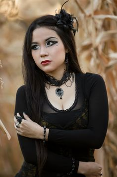 Obsidian Doll