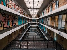 Abandoned, Rooftop and Urban Instagrams by Mindwide #art #photography #Instagrams Photography