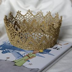 must do for miss bear's birthday crown