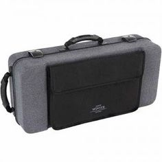 Case with Music Pocket for Alto Saxophone Jakob Winter Green Line