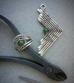 Workshop #wiregalaxy #wirewrapped #wirecopper #insta_jewelry #bohoring #ukraine #myart #crafter #crafts #jewelry #artisan #wirewrap #insta_workshop #workshop #artisan