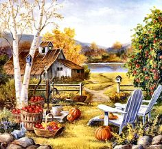 fall paintings | Share