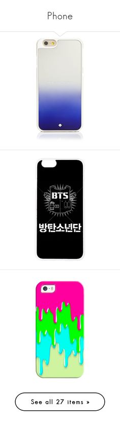 """""""Phone"""" by direction1-5sos019 ❤ liked on Polyvore featuring accessories, tech accessories, purple multi, kate spade, phone cases, bts, phones, kpop, cases and phone"""