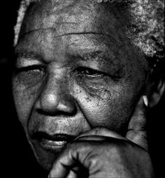 Nelson Mandela by Herb Ritts
