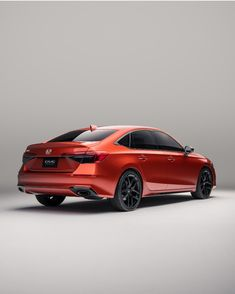 Sophisticated and sporty, the prototype that previews the 2022 Honda Civic goes upscale with sleeker looks and more features, keeps its enthusiast appeal. Honda Civic Vtec, Honda Civic Sedan, Sleek Look, Classy, Sporty, Cars, Chic