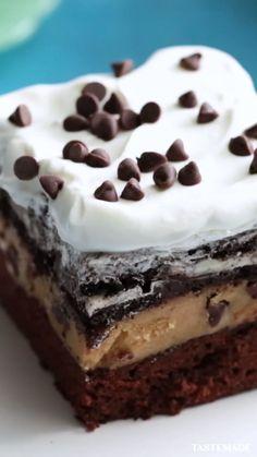 Fun Baking Recipes, Sweet Recipes, Snack Recipes, Cooking Recipes, Tasty Dessert Recipes, Dessert Food, Dessert For Dinner, Cookie Dough Desserts, Köstliche Desserts