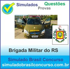 Concurso Brigada Militar do RS - Novos simulados conforme Edital 2014. Aproveitem!!!  http://simuladobrasilconcurso.com.br/simulados/concursos/?filtro_concurso=3458  Descubra!!! Compartilhe!!! Curta!!!  Muito Obrigada e Bons Estudos, Simulado Brasil Concurso  #SimuladoBrasilConcurso, #SimuladoBrigadaMilitar