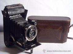 todocoleccion: cámara antigua Voigtlander Bessa 6x9cm