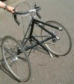 Mud Chaps Tandem Tricycle Tadpole Style Tricycle Tandem Bike Electric Bike Diy