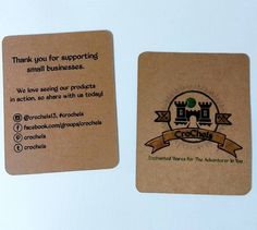 My social media cards came in! Head over to saddlehillstudios.com for your own business needs. They're great to work with! :)  #crochels #etsygifts #etsyfinds #etsyseller #etsyforall #supporthandmade #handmade #smallbusinesslove #supportsmallbusinesses  #handmadeatamazon #goteamflourish #kawaiicrochet #fantasy #fantasyworld #geekery #enchanted #fantasylife #localbusiness #thejoyfulentrepreneur #geeking #geeklife #etsyhunter #smallbusinessmarketing #smallbusinesslove #marylandsmallbusiness