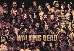 walking dead poster - Căutare Google
