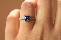 Check out this item in my Etsy shop https://www.etsy.com/listing/243722470/925-sterling-silver-ring-blue-sapphire