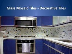 Glass mosaic tiles decorative tiles  Mosaic Tiles Manufacturer in Pune…