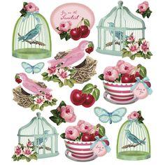 Stickers Tilda Fruitgarden