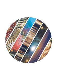 circles    prints@ http://society6.com/cur3es/circles-Jdn_Print