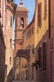 torrita di siena - Via di San Martino