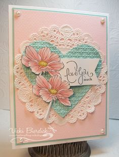 It's a Stamp Thing: dynamic duos 3d Cards, Love Cards, Stampin Up Cards, Folded Cards, Mothers Day Cards, Valentine Day Cards, Wedding Anniversary Cards, Wedding Cards, Greeting Cards Handmade
