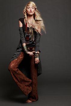 female steven tyler ;) no, but really i love this