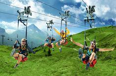 Mt First Top Adventure saindo de Zurique: Explore as deslumbrantes paisagens de Bernese Oberland e deixe que seus níveis de adrenalina subam nesta excursão! #melhorestours