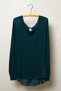 Averly Pullover from Anthropologie - $98.00