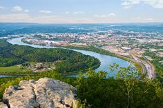 We love Chattanooga – the scenic city, our home. We'd love for you to come visit us here too!