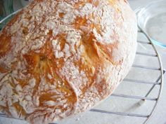 Chlieb nas kazdonenny - nothing better then homemade bread