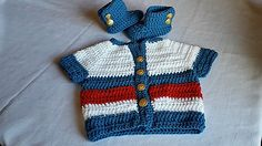 Ravelry: Project Gallery for Cardigan Sweater for Babies pattern by Kelly Kearney Includes formula for enlarging garment