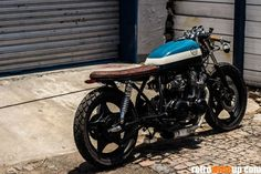 Mike's Honda CB750 | Retro Write Up