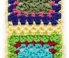 Gourmet Crochet: Scallop join