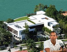 The 10 Most Expensive Pro Athlete Homes Ever. Let the jealousy begin!