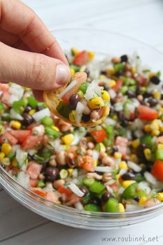 I've lived in Texas my entire life but it wasn't until I got married that I was introduced to Texas Caviar Dip, which is far to long to wait, in my opinion. My husband always raved about his sister's cooking but mentioned one specific dish he LOVED for her to make. After he convinced me …