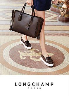 Longchamp Maro femme