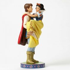 Happily Ever After-Snow White with Prince Figurine