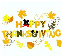 Happy thanksgiving guys!! I hope you all have wonderful time with family and friends!