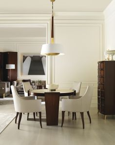 The Thomas Pheasant Collection Baker Furniture Dining Room Design Bane