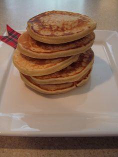 Tartan Tastes in Texas: Scottish Recipes - Scottish Pancakes
