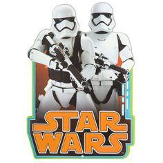 Star Wars Storm Troopers Die Cut Metal Wall Decor⎜Open Road Brands
