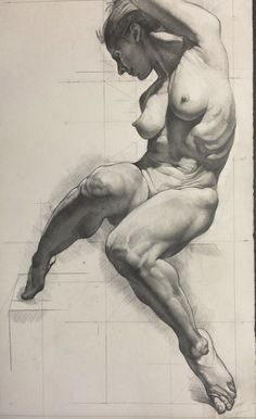 drawing / female