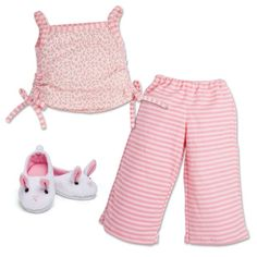 Perfectly Pink Pajamas - Sleepwear - By Category - Clothing & Accessories
