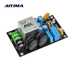 Product descriptions:   Product name:TDA7293 dual channel power amplifier board   Amplifier Chip:TDA7293   Power supply:dual AC12-32V(Recommended dual AC32V)   Output power:100W*2   Respone frequence :20H-20KHz   Output speaker:4-8ohm   Number of channel:dual channel output   Product dimensions : 112*92*50mm(L*W*H)   N