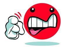 Risultati immagini per punto esclamativo arrabbiato