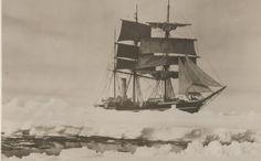 The Terra Nova on Scotts Last Expedition by Herbert Ponting