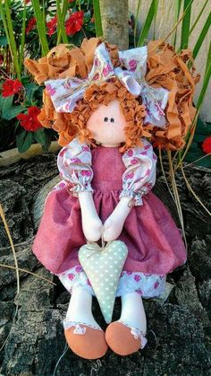 Image gallery – Page 309904018103681844 – Artofit Doll Making Tutorials, Handmade Angels, Happy Birthday To Us, Creepy Dolls, Doll Tutorial, Soft Dolls, Fabric Online, Fabric Dolls, Homemade Gifts