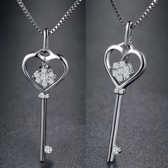 Key shaped is always fashion and trendy for your beloved one. This special key is for opening her heart. http://www.newegg.com/Product/Product.aspx?Item=9SIA0TA1BE9791&cm_re=iad_jewellery-_-9SIA0TA1BE9791-_-Product