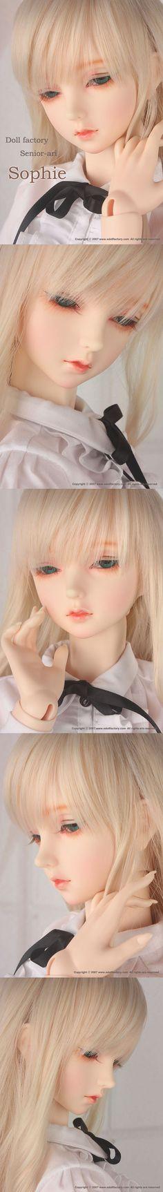 いらっしゃいませ。Doll Factory Japanでございます。