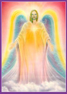 """Arcangel Uriel's name means """"light of God""""."""