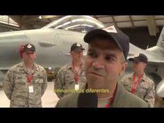 Força Aérea Brasileira Participa do Exercício Salitre 2014 no Chile