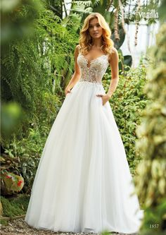 Vanilla Sposa 1857, collectie 2018