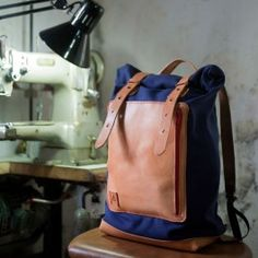 Zaino Sailor's backpack by Disappear #beburuburu