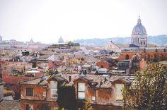 Rome, perfecte bestemming voor een weekendbreak in de herfst   via It's Travel O'Clock